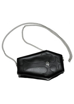 Coffin Purse