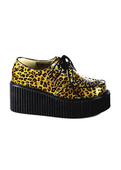 CREEPER-208 Gold Leopard Creepers