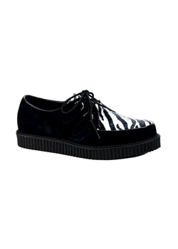 CREEPER-600 Zebra Creeper Shoes