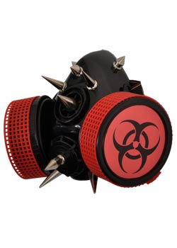 Cyber Biohazard Respirator