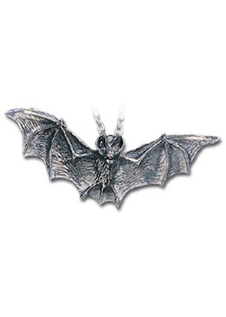 Darkling Bat Pendant