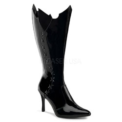 DARKNESS-130X Wide Patent Boot