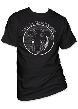 Dead Milkmen - Cow Logo Black