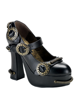 DEMON-29 Steam Punk Shoes