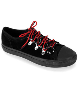 DEVIANT-05 Low Top Sneakers