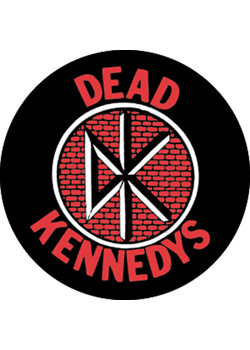 Dead Kennedys Bricks Sticker