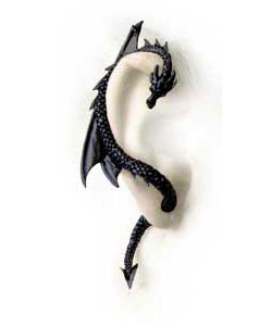 Dragons Lure Black Cuff