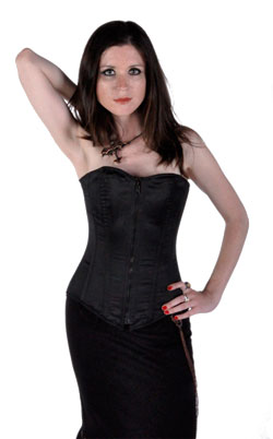 Dying Breath Corset