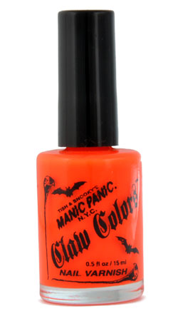Electric Lava Nail Polish