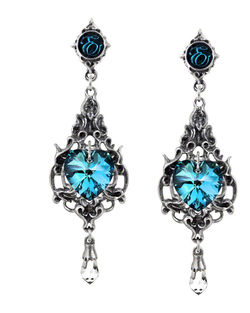 Empress Eugenie Earings