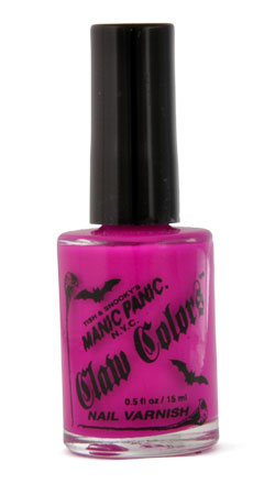 Fuschia Shock Nail Polish