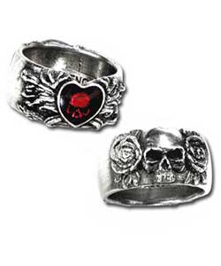 Broken Heart Ring