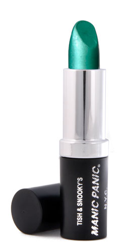 Green Envy Metallic Lipstick