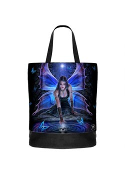 Immortal Flight Tote Bag - Anne Stokes