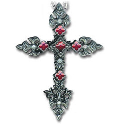 The Inquisitor Cross Pendant
