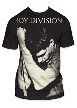 Joy Division - Ian Curtis