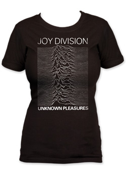 Joy Division - Unknown Pleasures 2 Womens