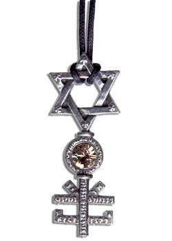 Key of Solomon Necklace