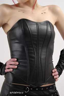 Zyria Basque Hide (Leather Look)