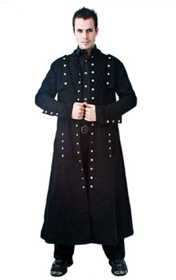 Loki Full Length Trench Coat