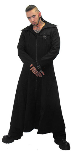 Marduk Trenchcoat