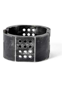 Metal Hole Ruboff Cuff