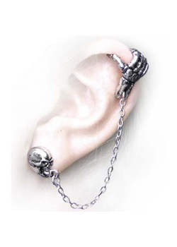 Mortal Remains Cuff Stud
