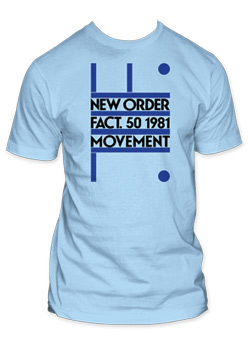 New Order - Fact 50 1981 Movement