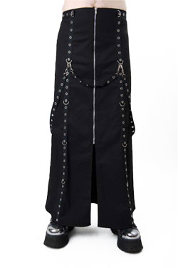 Nightmetal Bondage Skirt