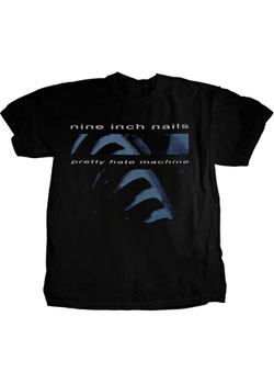 NIN - Pretty Hate Machine T-shirt