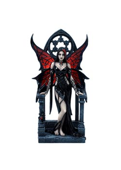 Aracnafaria Figurine - Anne Stokes