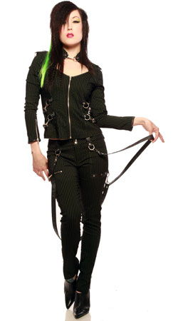 Cool Kid Next Door Bondage Pants