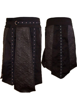 Romany Mens Kilt Canvas