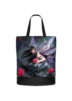 Rose Fairy Tote Bag - Anne Stokes