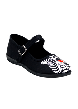 SASSIE-11 Torso Canvas Shoes