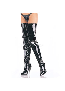 SEDUCE-4010 Wide Thighigh Boots