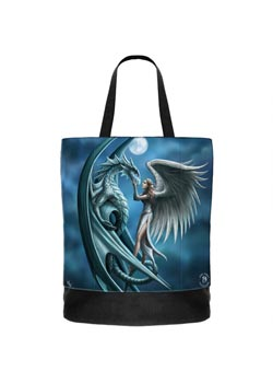 Silverback Tote Bag - Anne Stokes
