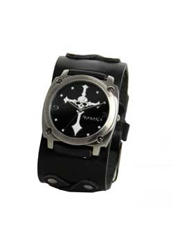 Skull Cross Watch