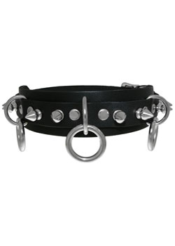 Leather Choker 13CS