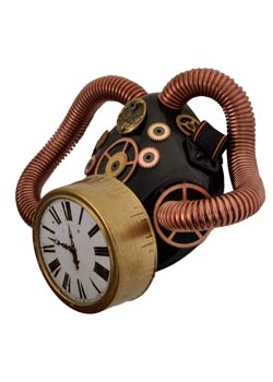 Steam Time Respirator