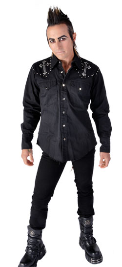 Studded Cowboy Shirt