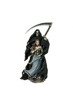 Summon The Reaper Figurine - Anne Stokes