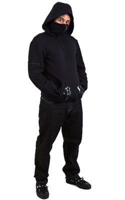 Titan Knuckle Duster Hoody