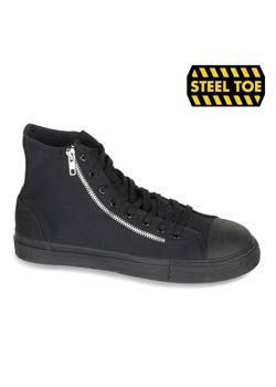 TYRANT-106ST Side Zipper Sneaker