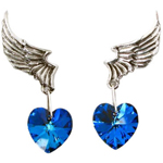 El Corazon Earings