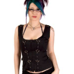 Anarchy Bodice Canvas