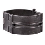 Machined Deco Slot Ruboff Cuff