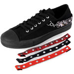 DEVIANT-07 Multi Strap Sneakers