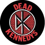 Dead Kennedys 1in button