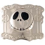 Jack Square Nickel Buckle